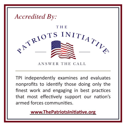 TPI Accreditation Decal -- Square (White)